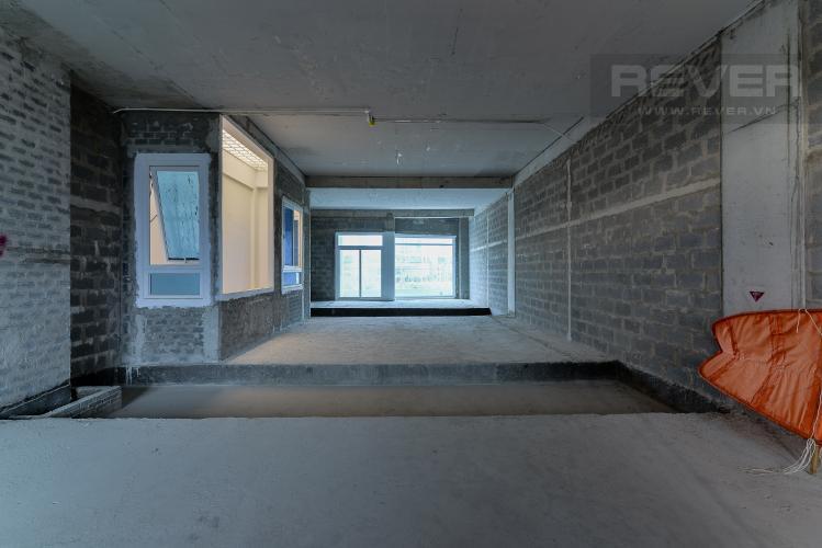 Mặt Bằng Cho thuê căn hộ Thủ Thiêm Lakeview, 2PN và 2WC, diện tích 120m2
