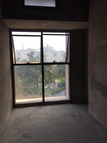 không gian căn hộ The Sun Avenue Căn hộ Officetel The Sun Avenue bàn giao thô, view thành phố.