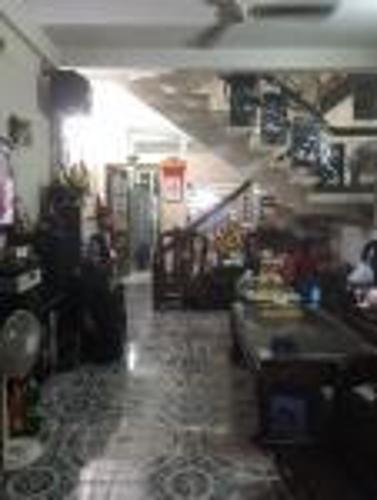 Bán nhà mặt tiền Quận Bình Thạnh, dân cư sầm uất thuận tiện buôn bán kinh doanh, sổ hồng chính chủ.