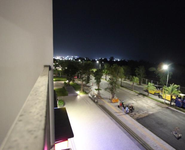 View Vinhomes Grand Park Quận 9 Căn hộ Vinhomes Grand Park hướng Đông Nam, view nội khu thoáng mát.