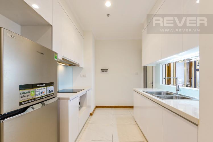 Bếp Căn hộ Vinhomes Central Park 1 phòng ngủ tầng trung C2 view sông