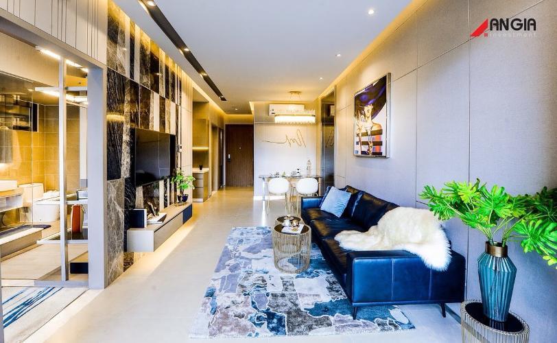 Bán căn hộ Sky 89 tầng thấp, 2 phòng ngủ, diện tích 89m2, ban công hướng Tây, chưa bàn giao.