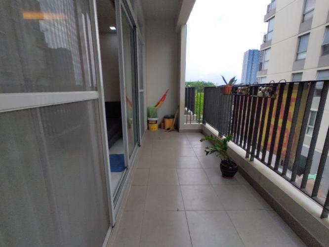 ban công duplex STAR HILL PHÚ MỸ HƯNG Bán duplex Star Hill Phú Mỹ Hưng 3PN, tầng 4 block A, đầy đủ nội thất, sổ hồng