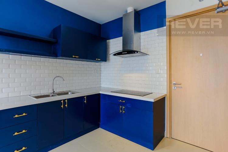 Phòng Bếp Căn hộ M-One Nam Sài Gòn 2 phòng ngủ tầng cao T1 nội thất đầy đủ