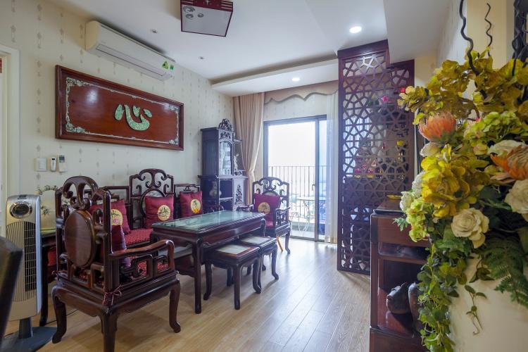 Căn hộ Masteri Thảo Điền 3 phòng ngủ tầng trung T5 view nội khu