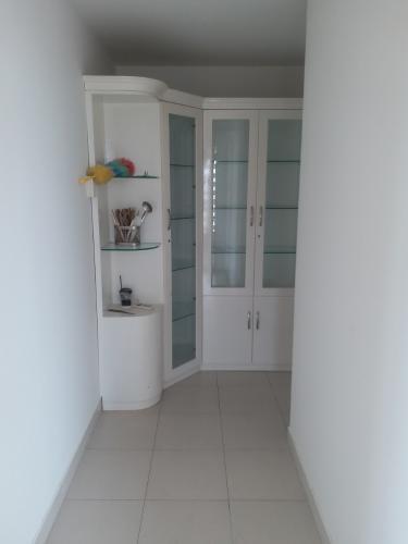 Nội thất căn hộ chug cư Phúc Yên  Căn hộ chung cư Phúc Yên đầy đủ nội thất tiện nghi, 2 phòng ngủ.