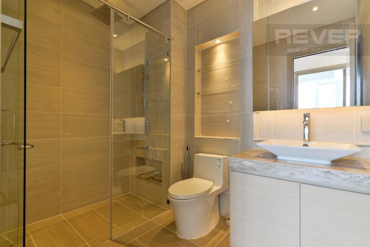 Phòng Tắm 1 Cho thuê căn hộ Sari Town Sala Đại Quang Minh 3PN, tầng thấp, nội thất cơ bản, hướng Đông Nam đón gió
