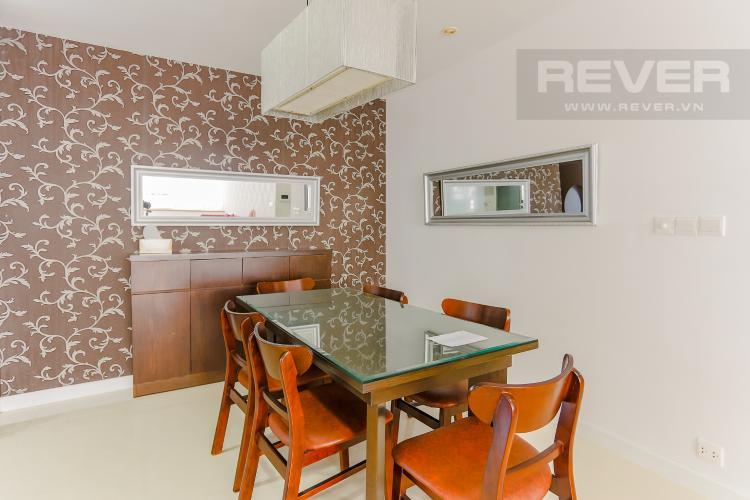 Phòng Ăn Căn hộ Sunrise City 3 phòng ngủ tầng cao V5 đầy đủ nội thất