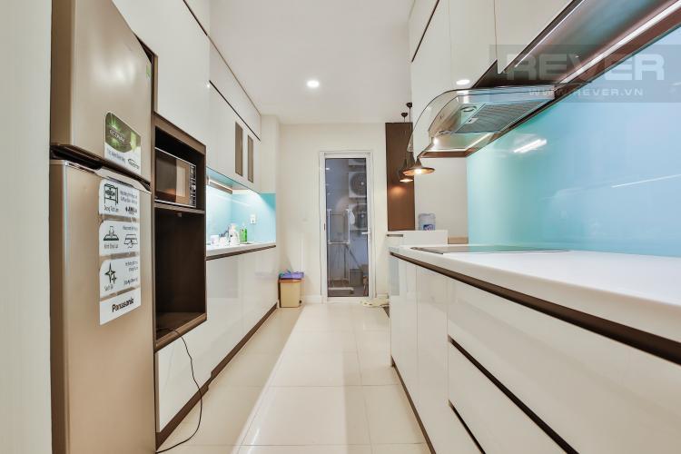 Bếp Cho thuê căn hộ Lexington Residence 3PN, tầng trung LA nội thất đầy đủ