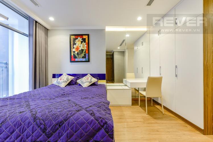 Phòng ngủ 1 Căn góc Vinhomes Central Park 4 phòng ngủ tầng thấp Landmark 1