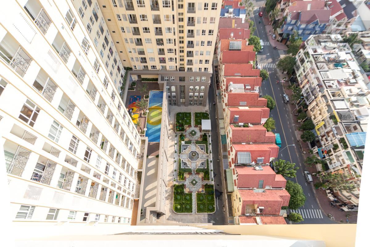 IMG_0999 Bán căn hộ Saigon Mia 2PN, tầng trung, diện tích 78m2, nội thất cơ bản, view thoáng