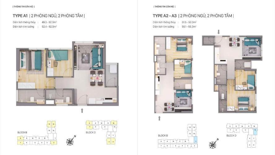 Bán căn hộ Citigrand chưa bàn giao, thuận tiện thiết kế không gian.