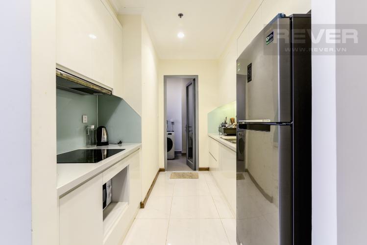 Nhà Bếp Căn hộ Vinhomes Central Park 3 phòng ngủ tầng thấp L3 nội thất đầy đủ