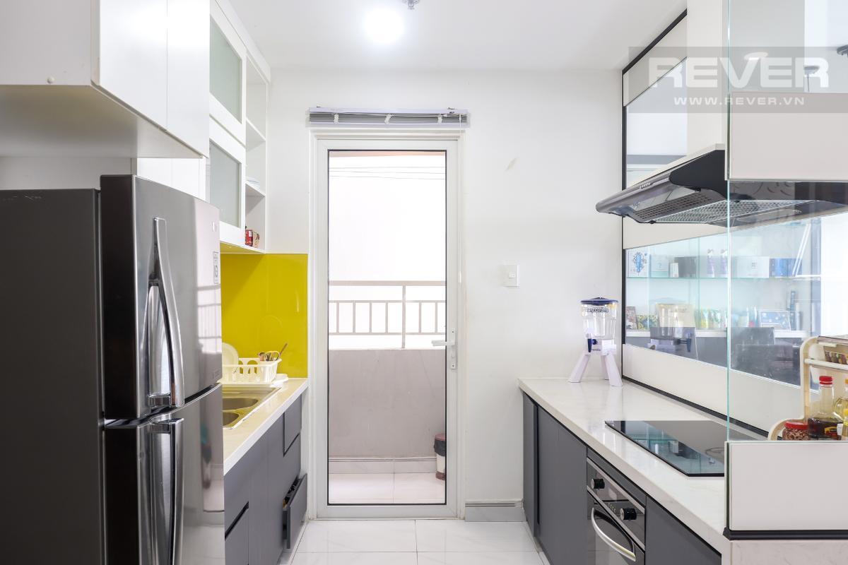 Phòng Bếp Cho thuê căn hộ Sunrise City 2PN, tầng trung, tháp X1 khu North, đầy đủ nội thất, diện tích 77m2