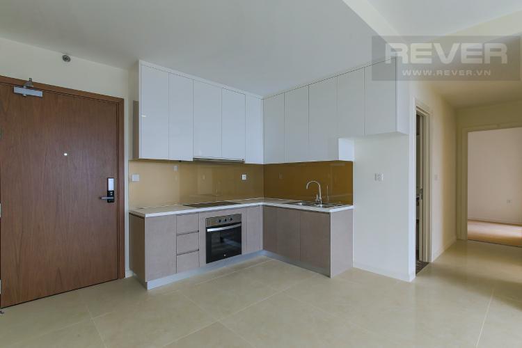 Phòng Bếp Bán căn hộ Masteri Millennium tầng cao, 2PN, view đẹp