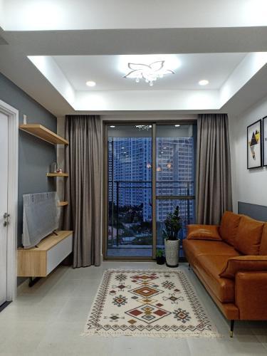 Phòng kháchcăn hộ Saigon South Residences Căn hộ Saigon South Residences tầng thấp, đầy đủ nội thất