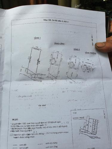 Bản vẻ nhà phố Quận 11 Nhà phố trung tâm Quận 11 hướng Tây Nam, sổ hồng riêng pháp lý rõ ràng.