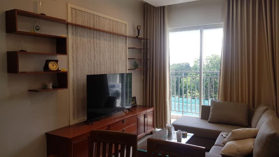 Phòng khách căn hộ Sunrise Riverside Bán căn hộ tầng thấp Sunrise Riverside đầy đủ nội thất.
