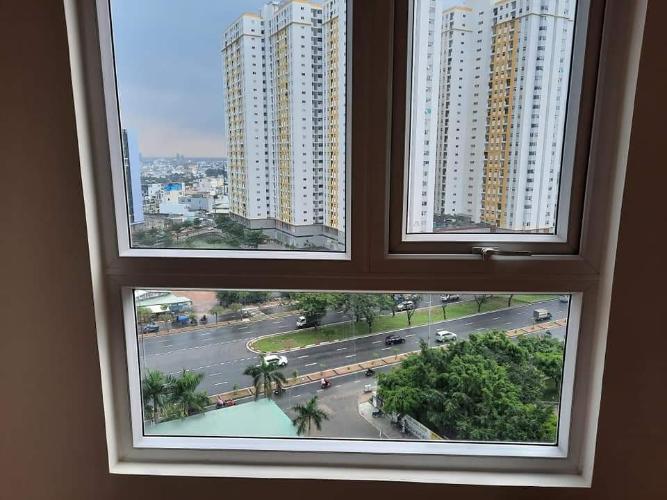 view căn hộ diamond riverside Căn hộ Diamond Riverside tầng cao, view thoáng mát.