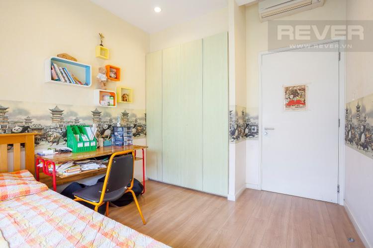 Phòng Ngủ 2 Căn hộ The Estella Residence 3 phòng ngủ tầng trung 1A view nội khu