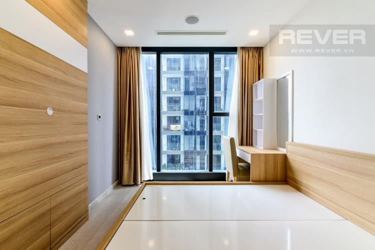 Phòng Ngủ Cho thuê căn hộ Vinhomes Golden River 1PN, đầy đủ nội thất, ngay trung tâm Quận 1
