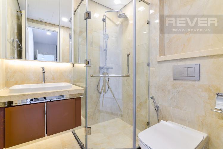 Phòng Tắm 1 Căn hộ Vinhomes Golden River tầng cao, 2PN, tiện ích đa dạng