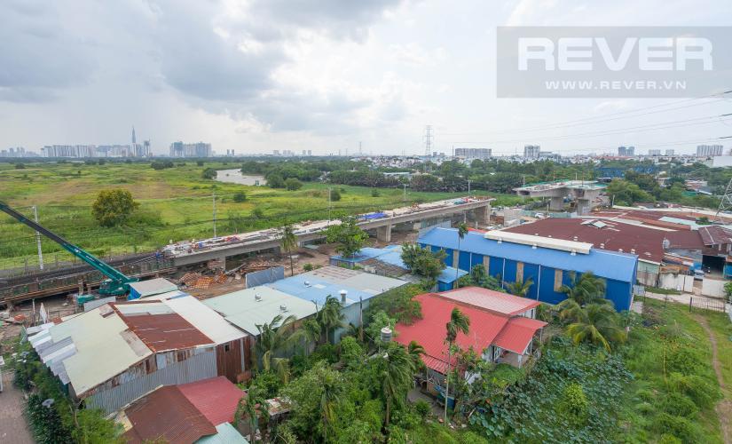 View Bán căn hộ Flora Anh Đào Quận 9, 2PN, đầy đủ nội thất