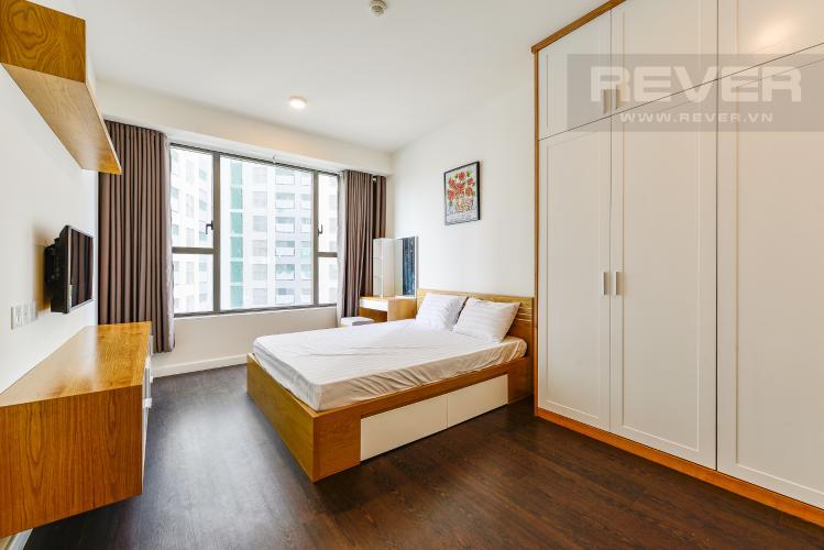 Phòng ngủ 1 Bán căn hộ The Tresor tầng thấp, tháp TS1, 2 phòng ngủ, full nội thất
