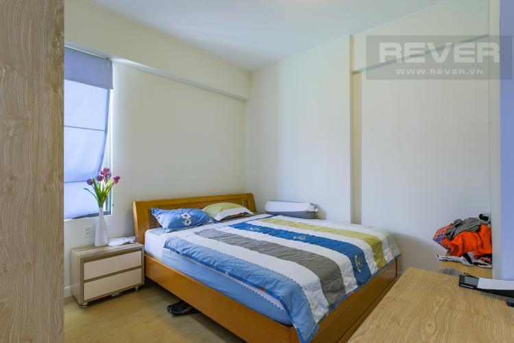 Phòng Ngủ 1 Bán căn hộ Masteri Thảo Điền 2PN, đầy đủ nội thất, hướng Đông Nam mát mẻ