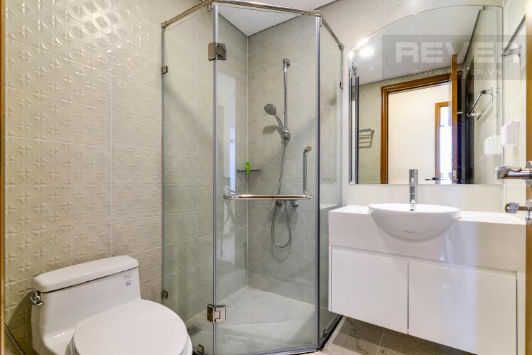 Phòng Tắm 1 Căn hộ Vinhomes Central Park, tháp Landmark Plus, 2PN đầy đủ nội thất