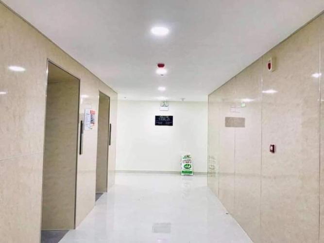 hình ảnh nhà mẫu dự án Topaz Elite quận 8 Căn hộ Topaz Elite tầng cao, cửa chính hướng Tây Bắc.