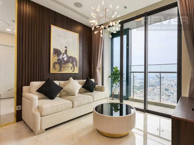04992e3ef463123d4b72 Cho thuê căn hộ Vinhomes Golden River 2PN, tầng cao, tháp The Aqua 2, đầy đủ nội thất, view sông và tháp Landmark 81