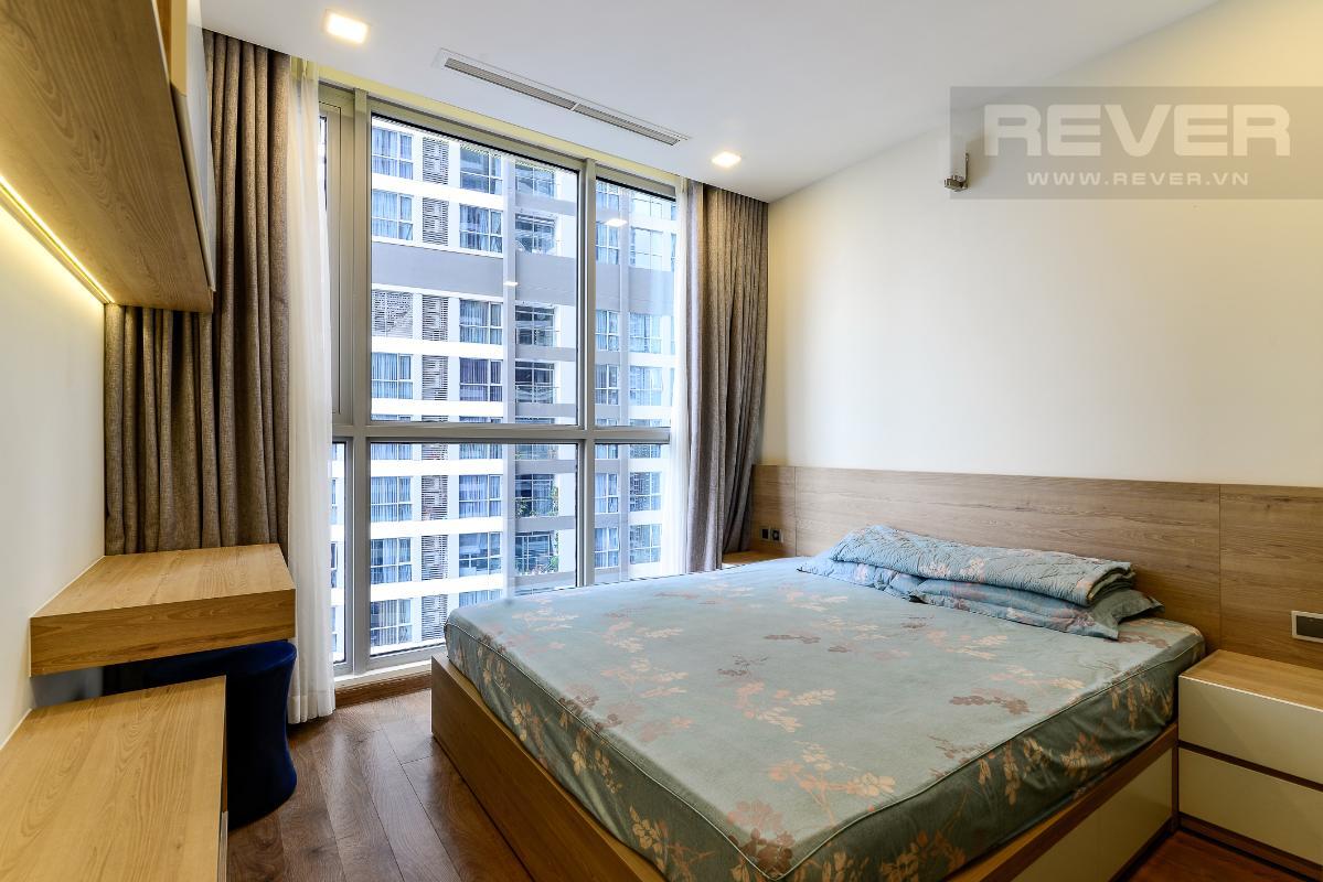 _DSC4011 Bán căn hộ Vinhomes Central Park 2PN, tháp Park 5, đầy đủ nội thất, view sông và công viên xanh mát