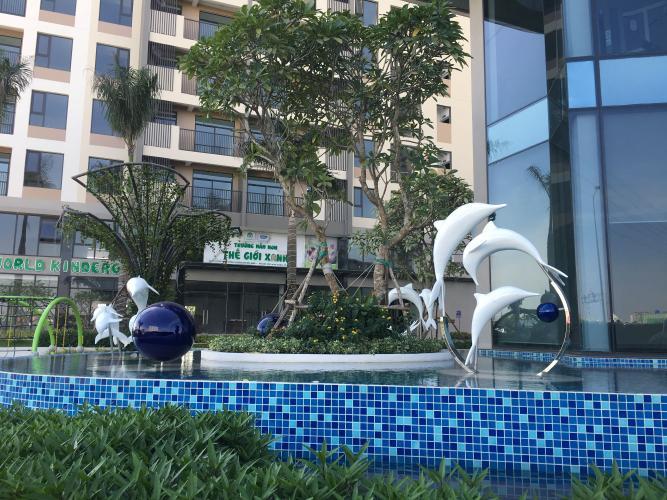 Cảnh quan Jamila Khang Điền, Quận 9 Căn hộ Jamila Khang Điền tầng cao, hướng Tây Nam view biệt thự.