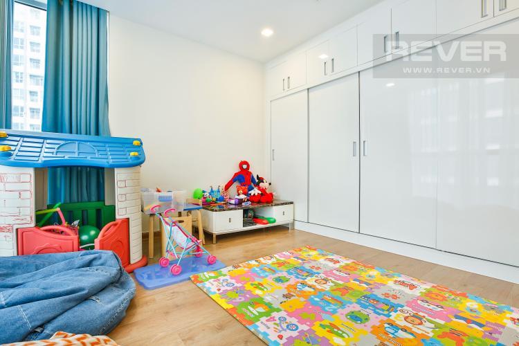 Phòng Ngủ 2 Căn góc Vinhomes Central Park 3 phòng ngủ tầng cao Park 5 view sông