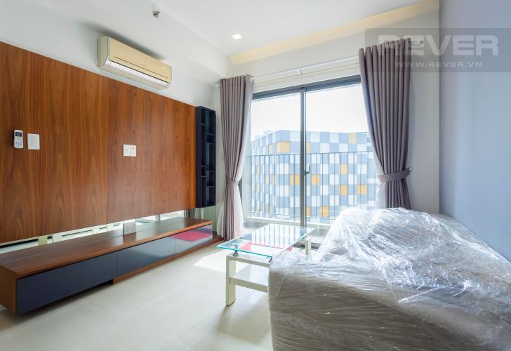 Phòng Khách Căn hộ Masteri Thảo Điền 2 phòng ngủ tấng thấp T1, nội thất đầy đủ