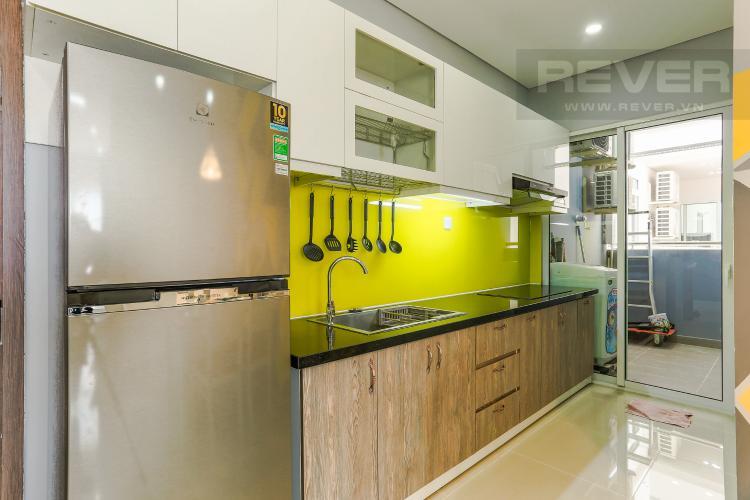 Phòng Bếp Căn hộ Dragon Hill 2 tầng thấp, 2 phòng ngủ, full nội thất