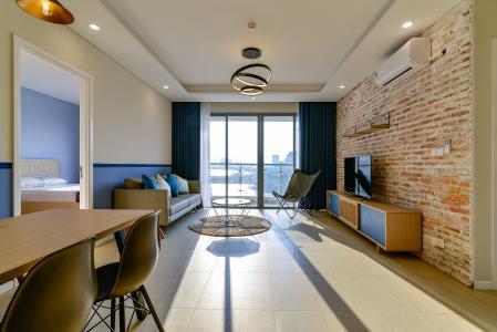 Cho thuê căn hộ Diamond Island 94,2m2 2PN 2WC, đầy đủ nội thất, view sông
