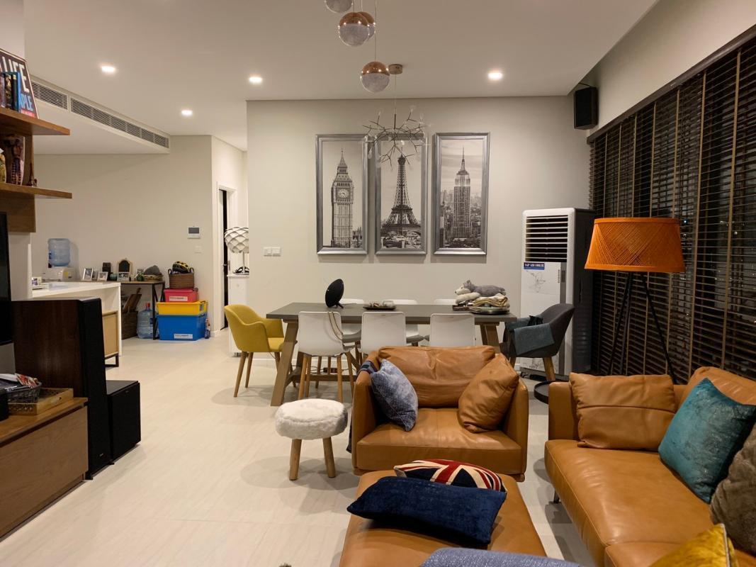 DKC 3pn Anh Huy 4 Bán hoặc cho thuê căn hộ Diamond Island - Đảo Kim Cương 3PN, diện tích 110m2, đầy đủ nội thất, căn góc view thoáng