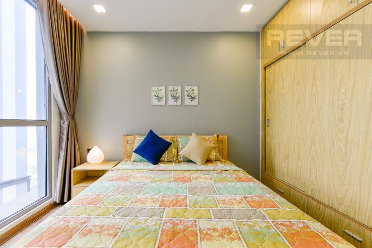 Phòng ngủ 2 Cho thuê căn hộ Vinhomes Central Park 2PN đầy đủ nội thất