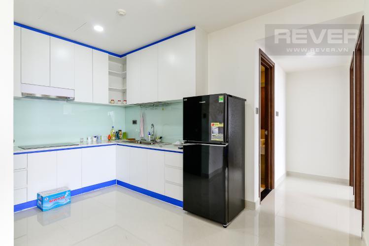 Bếp Cho thuê căn hộ Saigon Royal 2PN, tháp A, đầy đủ nội thất, view Bitexco và sông Sài Gòn