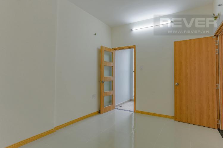 Phòng Ngủ 1 Căn hộ Jamona City nằm ở tầng cao, tháp M1, 71m2, 2 phòng ngủ, view sông.