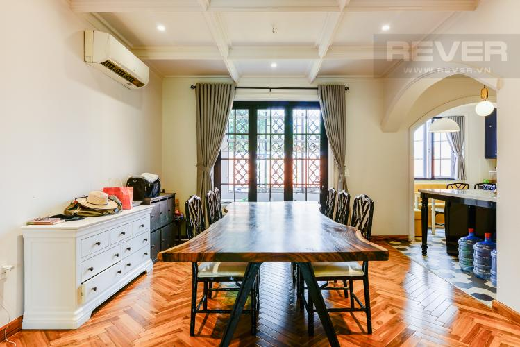 Phòng Ăn Căn hộ chung cư 2 phòng ngủ số 87 Bà Huyện Thanh Quan Quận 3