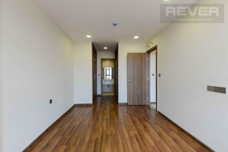 Phòng Ngủ 1 Bán căn hộ De Capella 2PN, block B, nội thất cơ bản, hướng Tây Bắc, view Landmark 81