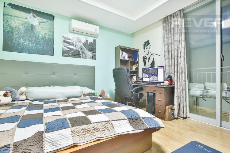 Phòng Ngủ 2 Căn hộ Cantavil Premier tầng cao D2 thiết kế đẹp, sang trọng, đầy đủ tiện nghi