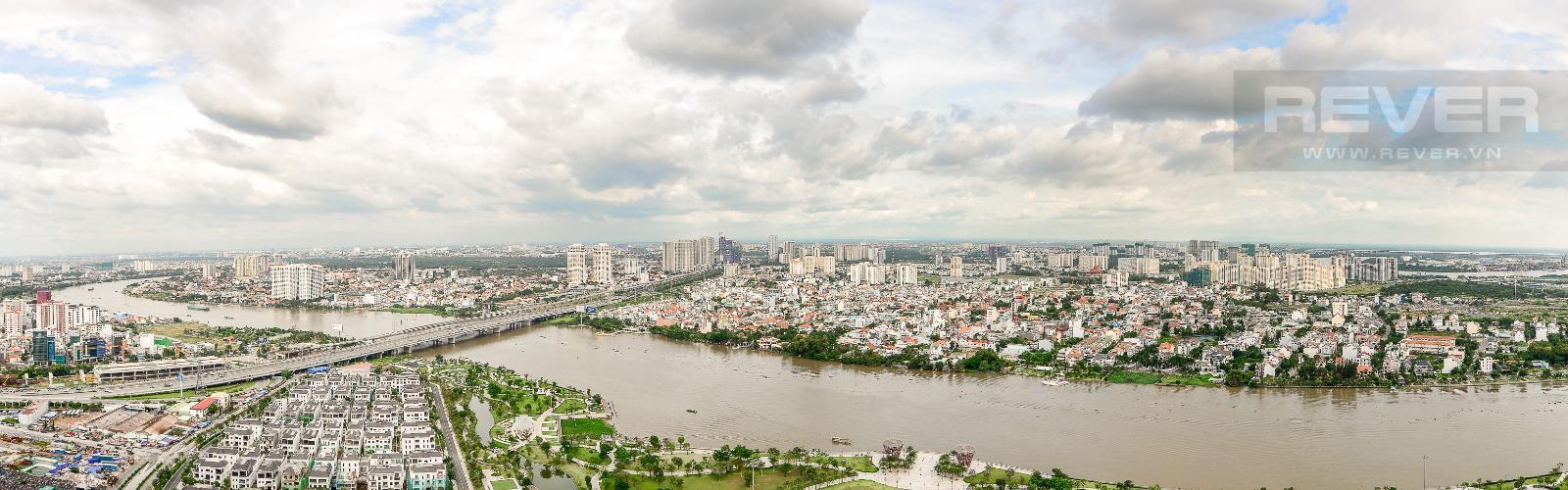 brrvjfsuqle25xby.jpg Bán căn hộ Vinhomes Central Park tầng cao, 3PN view sông Sài Gòn