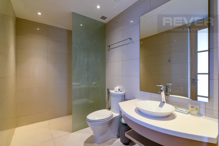Phòng Tắm 1 Bán căn hộ Diamond Island - Đảo Kim Cương 2PN, đầy đủ nội thất, view sông thoáng mát