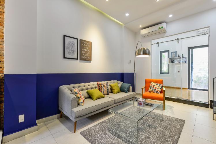 Cho thuê nhà phố 3 tầng, mặt tiền Bùi Đình Túy, Quận Bình Thạnh