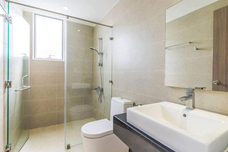 Phòng tắm căn hộ Galaxy 9 Căn hộ chung cư Galaxy 9 view thành phố, tiện ích cao cấp.