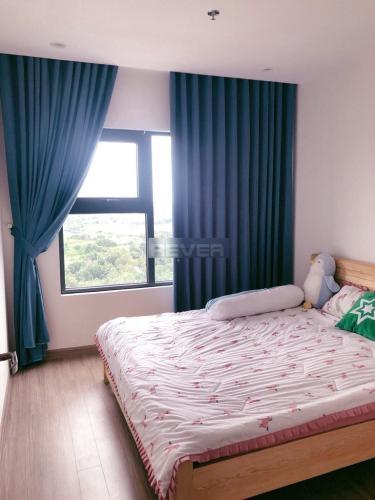 Phòng ngủ căn hộ Vinhomes Grand Park Căn hộ Vinhomes Grand Park nội thất cơ bản, ban công hướng Đông Nam.